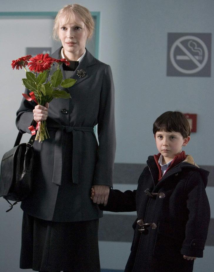 Kostým pro Mia Farrow