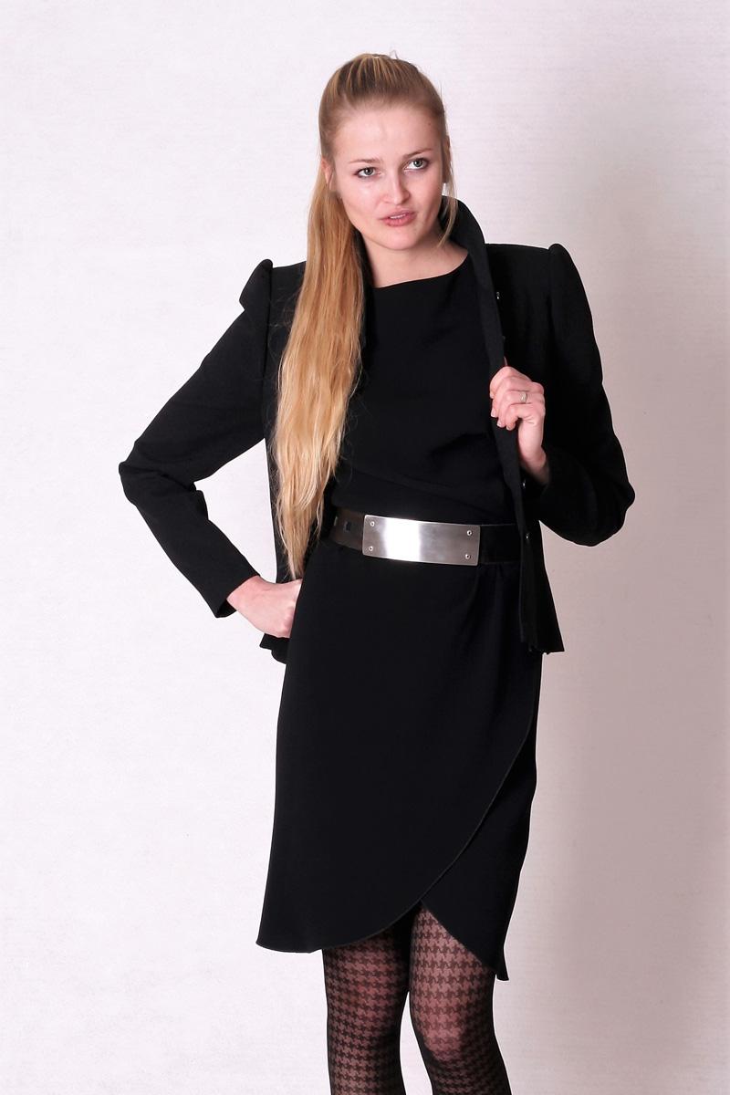 Společenské krátké šaty - miliKraus cd402c79c0