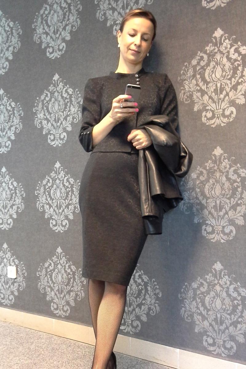 Sukňový kostým