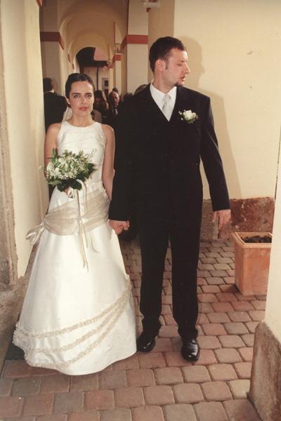 Svatební šaty - miliKraus 849316f2aa
