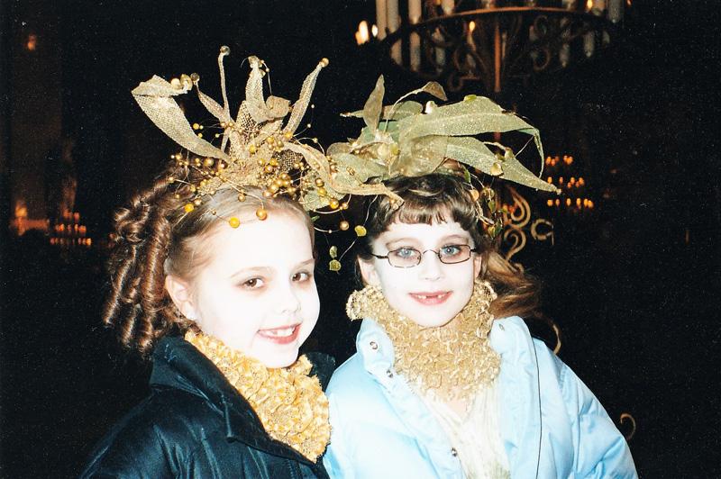 Kostýmy pro Van Helsing